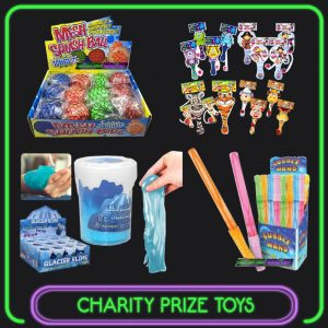 Charity Prize Toys