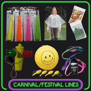 Carnival Festival Lines