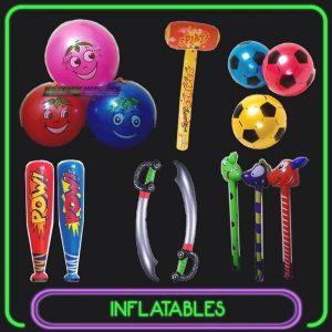 inflatable novelties